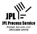 JPL Process Service - Process Server - logo